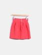 Minifalda roja Zara