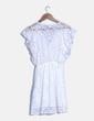 Vestido encaje blanco NoName
