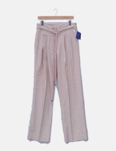 bajo precio d0607 62dfa Pantalón rosa palo chino