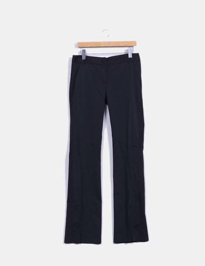 Pantalón chino night negro Topshop