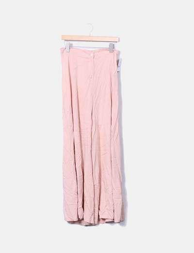 Pantaloni a zampa Moda ocasión