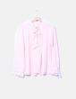 Blusa rosa manga larga Shif Store