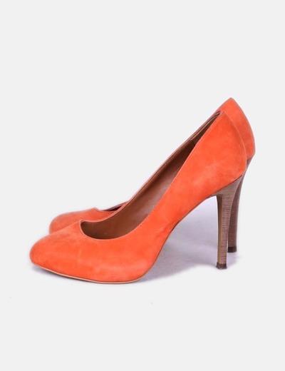 Zapatos Naranja Naranja Stilettos Naranja Stilettos Zapatos Serraje Serraje Serraje Zapatos Stilettos j35ARq4L