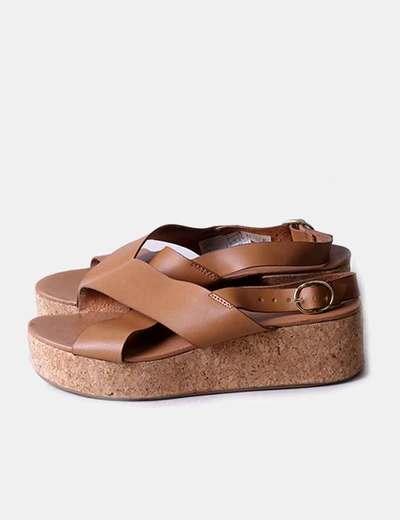 Chaussures à scratch Tex
