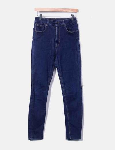 Jeans taille haute Zara
