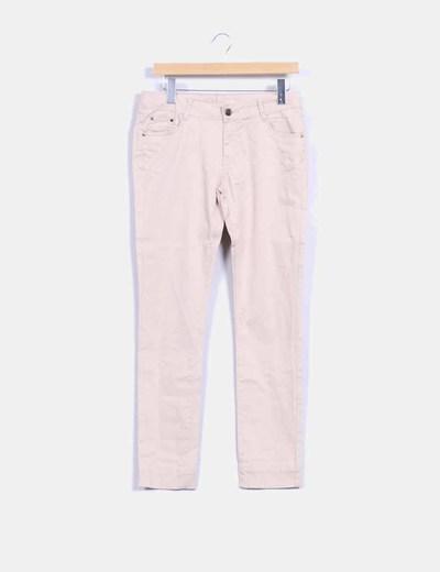 Jeans beige  ADREXX