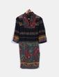 Vestido indi multicolor Pedro del Hierro