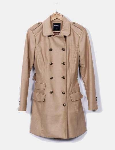 Cappotto lungo Suiteblanco