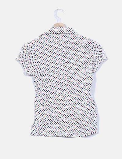 Camisa blanca cn topos