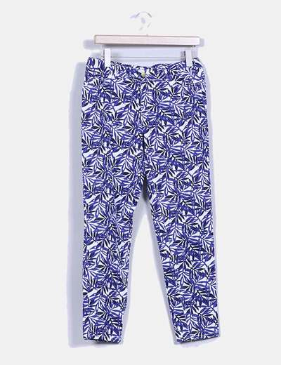 Pantalón estampado Tex Woman