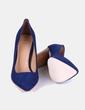 Zapatos heels ante azul indigo Sarenza