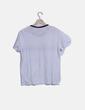 Camiseta blanca rayas Pepe Jeans