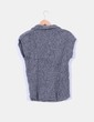 Jersey gris de lana Massimo Dutti