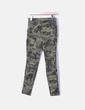 Pantalón estampado militar Bershka