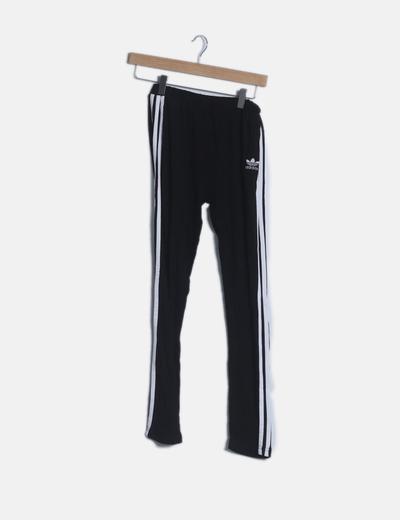 Malla deportiva negra Adidas