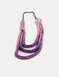 Collar rosa en tonos degradados Salvador Bachiller