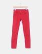 Pantalón skinny rojo  Stradivarius