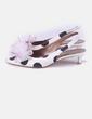 Zapato de motas destalonado Mascaró