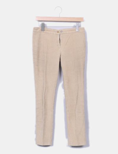 Pantalon coupe droite Benetton