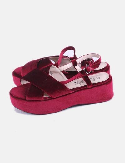 Chaussures à scratch Compañía Fantástica