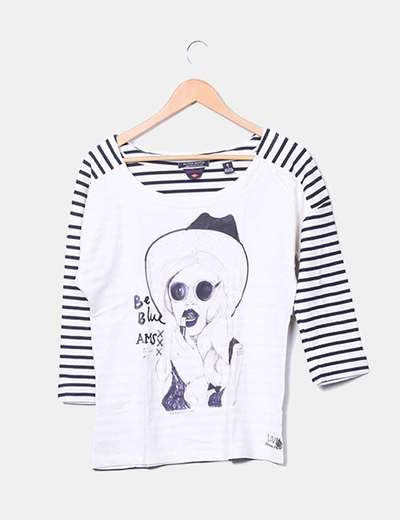 Sweat-shirt Maison Scotch