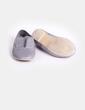 Chaussures argentait sans lacets Suiteblanco