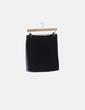 Mini falda deportiva negra H&M