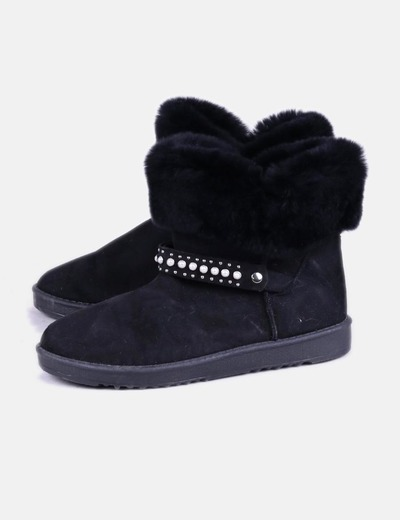 Chaussures sèche- avec motif avec strass NoName