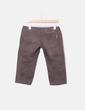 Pantalón marrón pirata bordado Freesoul