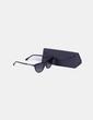 Gafas de sol cateyes negras Carolina Lemke