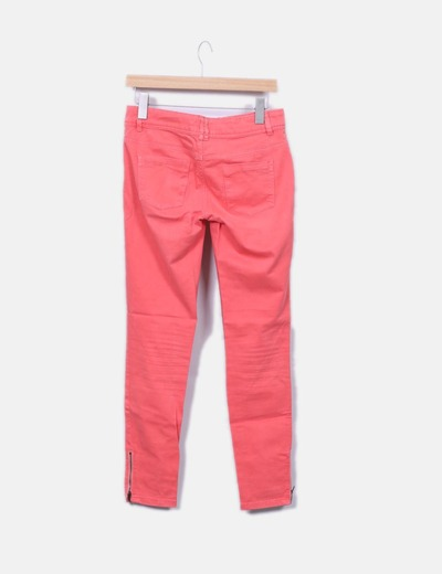 efc8dcd52c Promod Jeans denim coral (descuento 94%) - Micolet
