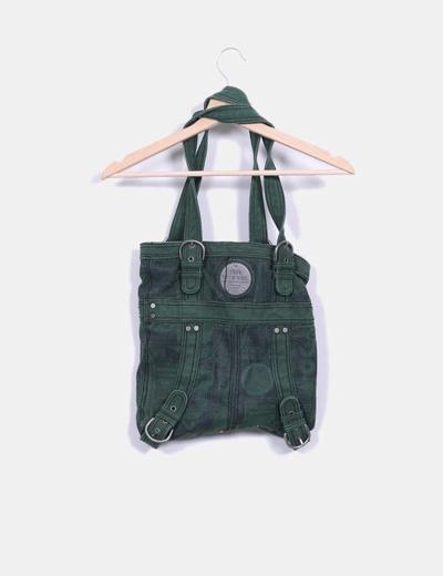 Bolso shoulder verde