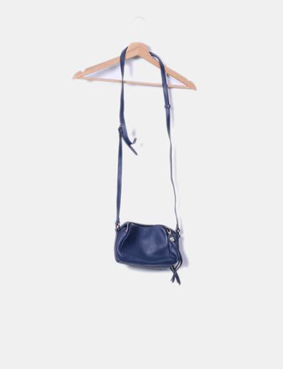 Bolso mini azul Gianni Chiarini