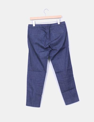 Pantalon chino vaquero