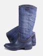 Water boots combined denim SLS. Original Brand