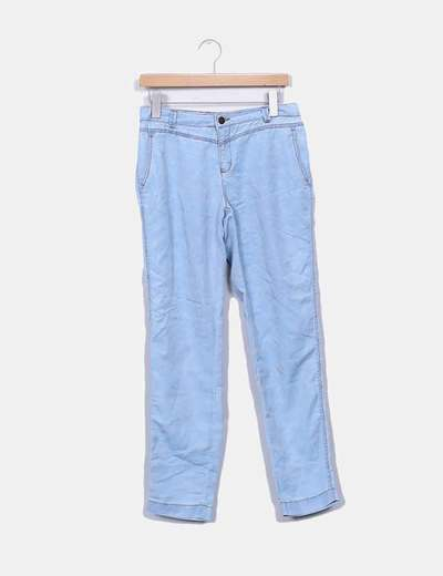 Jeans imprimé Naf Naf