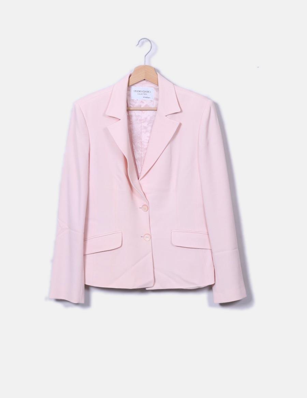 2a31153b928 rosa online Corte Inglés Chaquetas baratos Conjunto El y Abrigos y de  chaqueta pantalón Mujer de ...