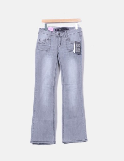 Pantaloni Zampa Donna A Karma Da nP0kwO