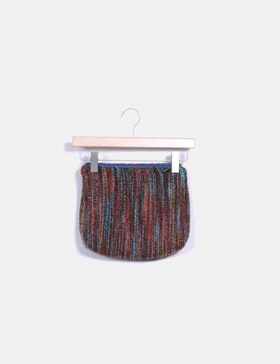 Noname neceser tweed multi couleurs r duction 83 micolet for Adolfo dominguez neceser