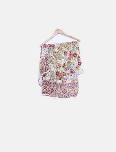 Pañuelo estampado floral NoName