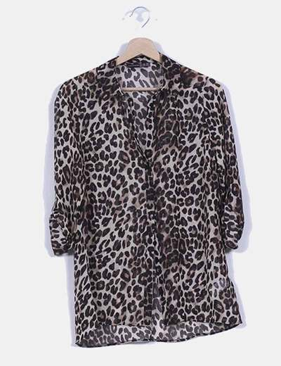 Camisa animal print Atmosphere