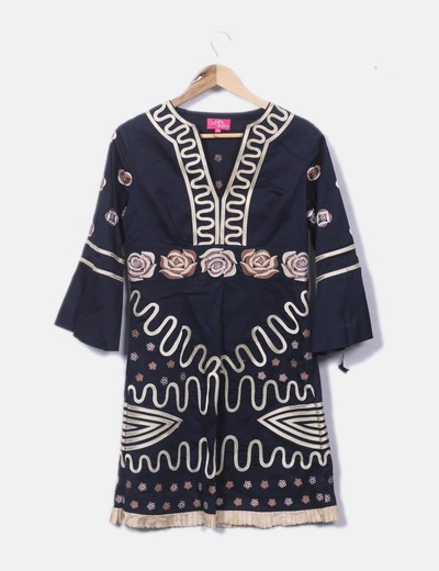 Vestido mini Chatik & Kertan