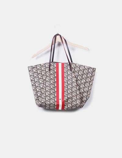 Purificación García shopping bag