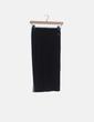 Pantalón deportivo negro culotte Domyos