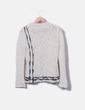 Jersey tricot bicolor Adolfo Dominguez
