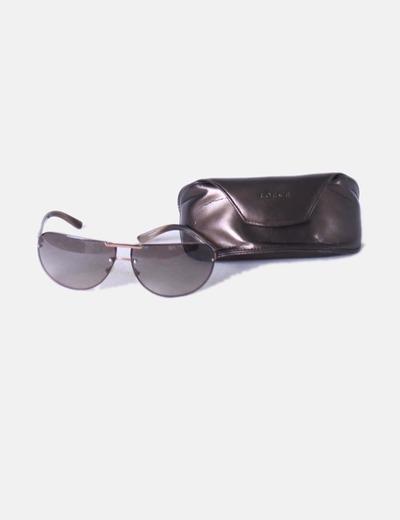 Gafas de sol marrones Loewe