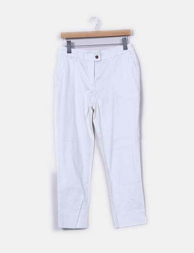 Pantalón chino blanco H&M