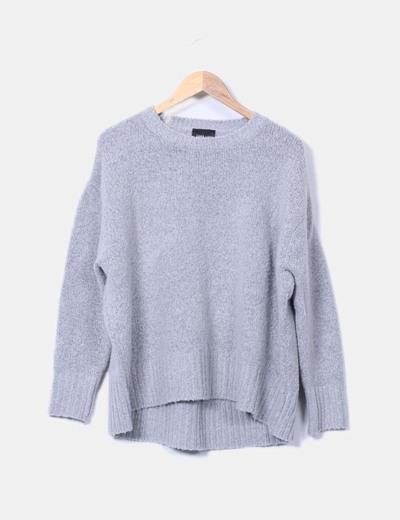 Jersey gris Zara