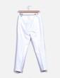 Pantalón chino blanco Zara