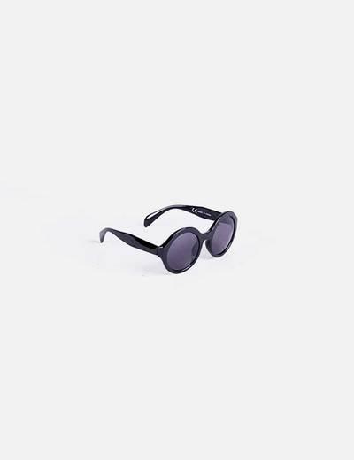 Gafas de sol negras